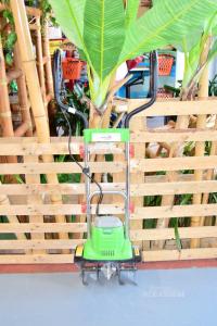 Motozappa Electric Florabest Turbo Power Green