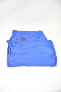 Pantalone Uomo Blu Napapijri Tg 36