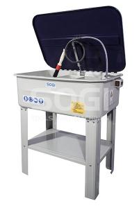 Vasca lavapezzi per officina SOGI SP-LV-E