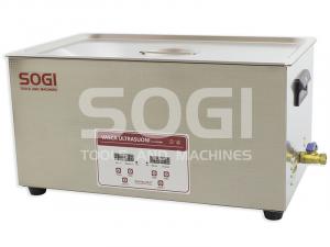 Vasca professionale ultrasuoni riscaldata 22L SOGI VL-U2200R