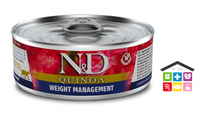 Farmina n&d gatto WEIGHT MANAGEMENT WET FOOD 0,80g