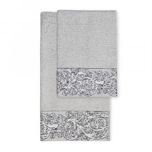 Asciugamani con greca