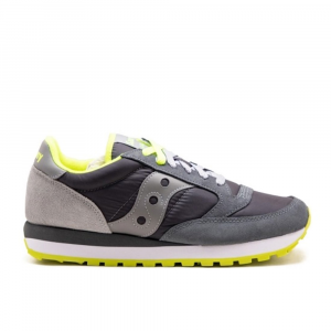 Saucony Jazz Original Grey Lime da Uomo