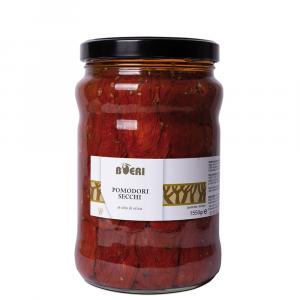 Pomodori secchi sott'olio 1550 g