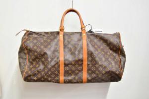 Borsone Imitazione Louis Vuitton 55x30x25 Cm ( No Tracolla )