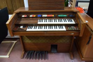 Organ Gem H 300 Wood