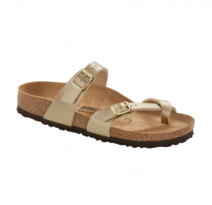 Birkenstock Mayari gold regular
