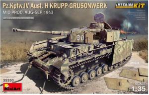 Pz.Kpfw. IV Ausf. H Krupp-Grusonwerk