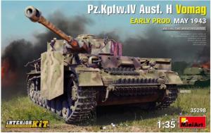 Pz.Kpfw.IV Ausf. H Vomag