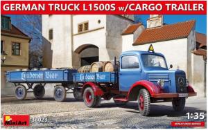 German Truck L1500S