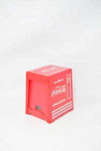 Porta Salviette Rosso Coca Cola