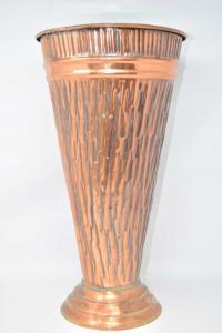 Holder Umbrella Copper Height 45 Cm