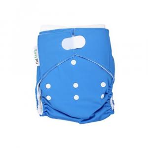 Pannolino lavabile EasyPu blu
