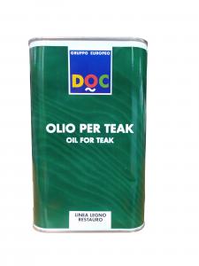 OLIO PER TEAK 1L DOC