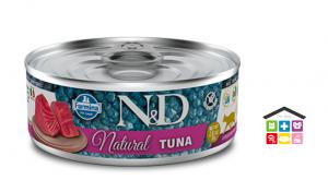 Farmina N&D NATURAL TONNO 0,80g