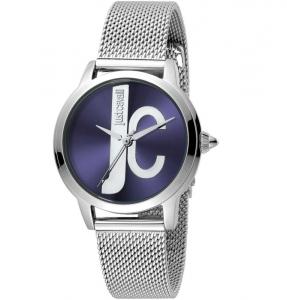 Just Cavalli Orologio Logo - Silver