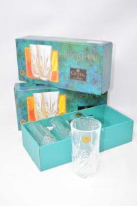 Bicchieri In Cristallo 11 Pezzi Nuovi