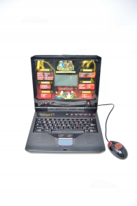 Gioco Computer Gormiti Nero Con Mouse