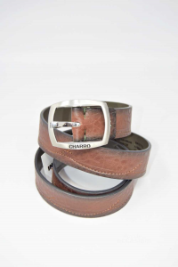 Cintura Uomo Charro Marrone 115/130 Cm