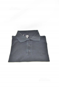 Polo Uomo Nera Versace Jeans Coulture Tg Xl