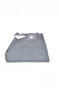 Jeans Donna Trussardi Jeans Nero Tg 54