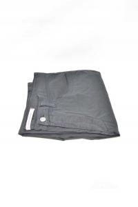 Pantalone Uomo Nero Trussardi Jeans Tg 56