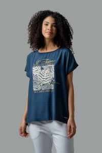 T-shirt donna LA MARTINA ART. RWR309