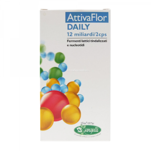 Attiva Flor Daily Fermenti Lattici Tindalizzati Sangalli
