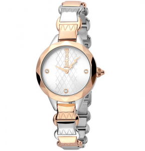 Just Cavalli Orologio Rock - Rose & Silver