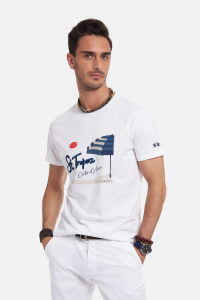 T-shirt uomo LA MARTINA ART. RMR314