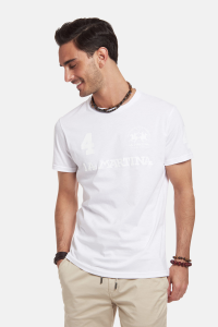 T-shirt uomo LA MARTINA ART. RMR309