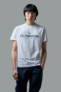 T-shirt uomo LA MARTINA ART. RMR020