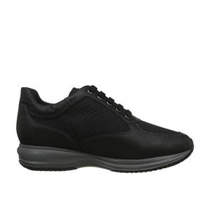 Geox Sneakers Sportiva Nera da Uomo