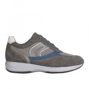 Geox Sneakers Sportiva Grigia da Uomo