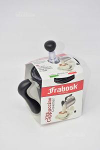 Frabosk Casalinghi Cappuccino Cream Antiaderente Viva Pentola da cucina