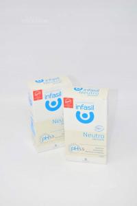 Infasil Intimo Neutro 200 ml 2 Pezzi