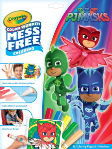 Crayola Color Wonder PJ Masks