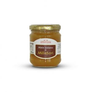 Apinfiore, Miele Italiano di Millefiori 250gr