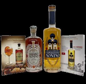 Amaro Quintessenza e Aperitivo Botanical Drink - Nonino distillatori S.P.A. (UD)