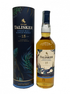 Whisky Talisker 15 anni Special Release 2019