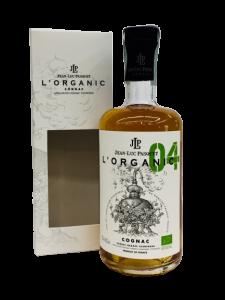 Cognac L'Organic 04 Pasquet - Eraville - France