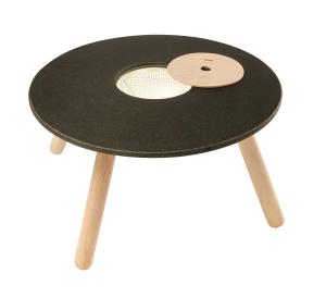 PLAN TOYS Round Table – Tavolo Rotondo con Lavagna
