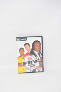 Pc Videogame Fifa Football 2003 Easports With Manual