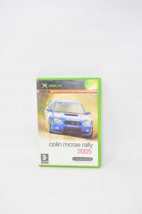 Videogioco Xbox Colin Mc Rae Rally 2005 Con Libretto