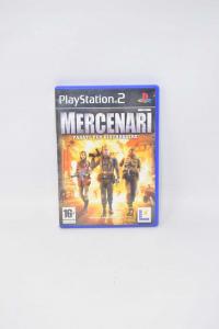 Videogioco Play Station2 Mercenari Pagati Per Distruggere ( No Libretto)