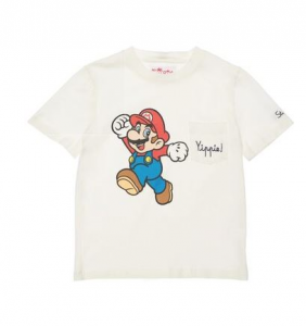 T-shirt Mc2 Saint Barth Mario