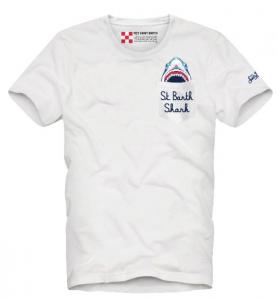 T-shirt Mc2 Saint Barth Shark