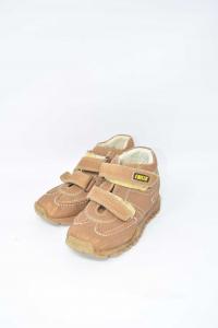 Shoes Boy Beige Chicco N°.25
