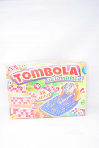 Tombola Automatica 48 Cartelle NUOVA
