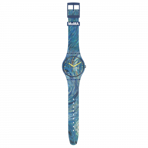 THE STARRY NIGHT BY VINCENT VAN GOGH, THE WATCH